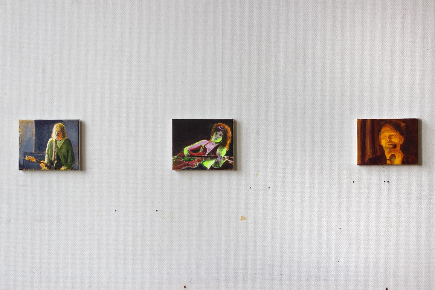 Studio shot October